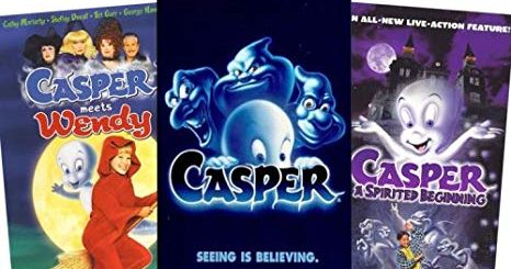 casper trilogy