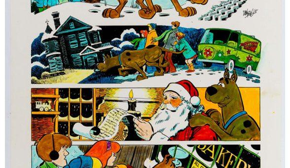 Scooby Doo Christmas Album