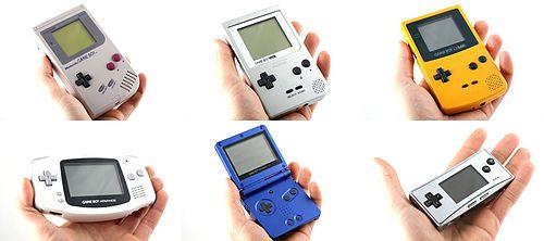 Game Boy Legacy