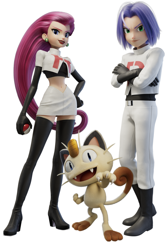 team rocket mewtwo evolution