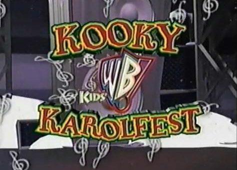 Kids WB Kooky Karolfest Christmas
