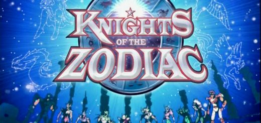 Knights of the Zodiac Logo
