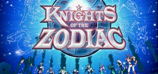Knights of the Zodiac Logo