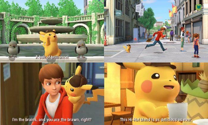Detective Pikachu Animated Movie Miscrave
