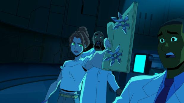 Batman Vs Teenage Mutant Ninja Turtles Animated Universe Miscrave