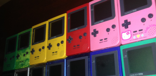 Game Boy Pocket Collection