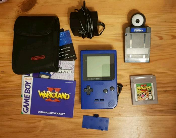 Game Boy Pocket games