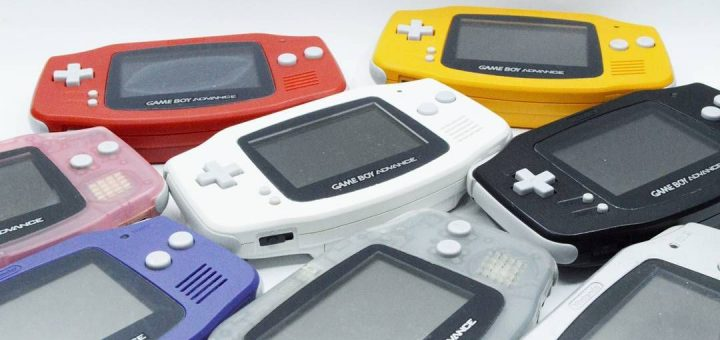 gba colors