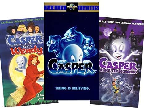 casper trilogy