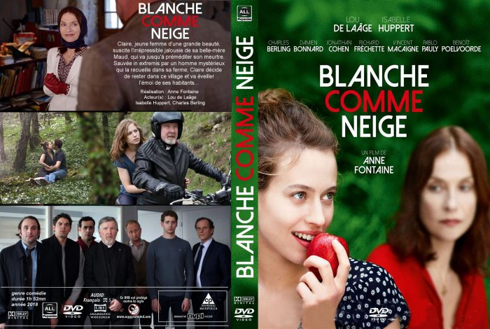 blanche comme neige poster