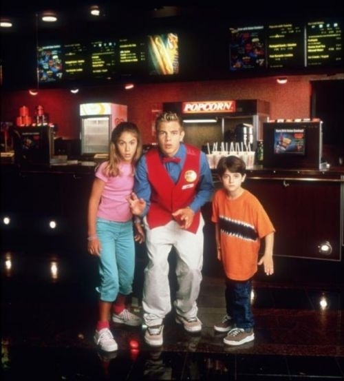 phantom of the megaplex promo pic