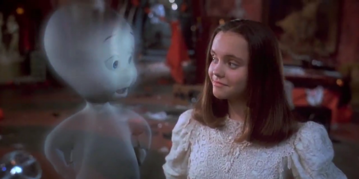casper movie christina ricci