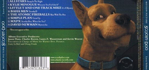 scooby doo soundtrack