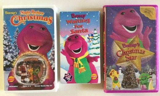 Barney Christmas Videos