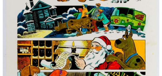 Scooby Doo Christmas Album