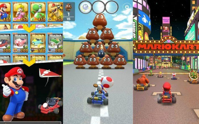 Mario Kart Tour modes