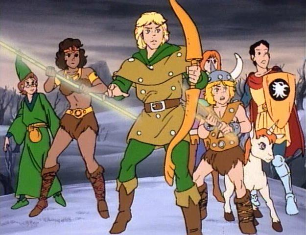 The Dungeons Dragons Cartoon That Captivated A Generation Miscrave
